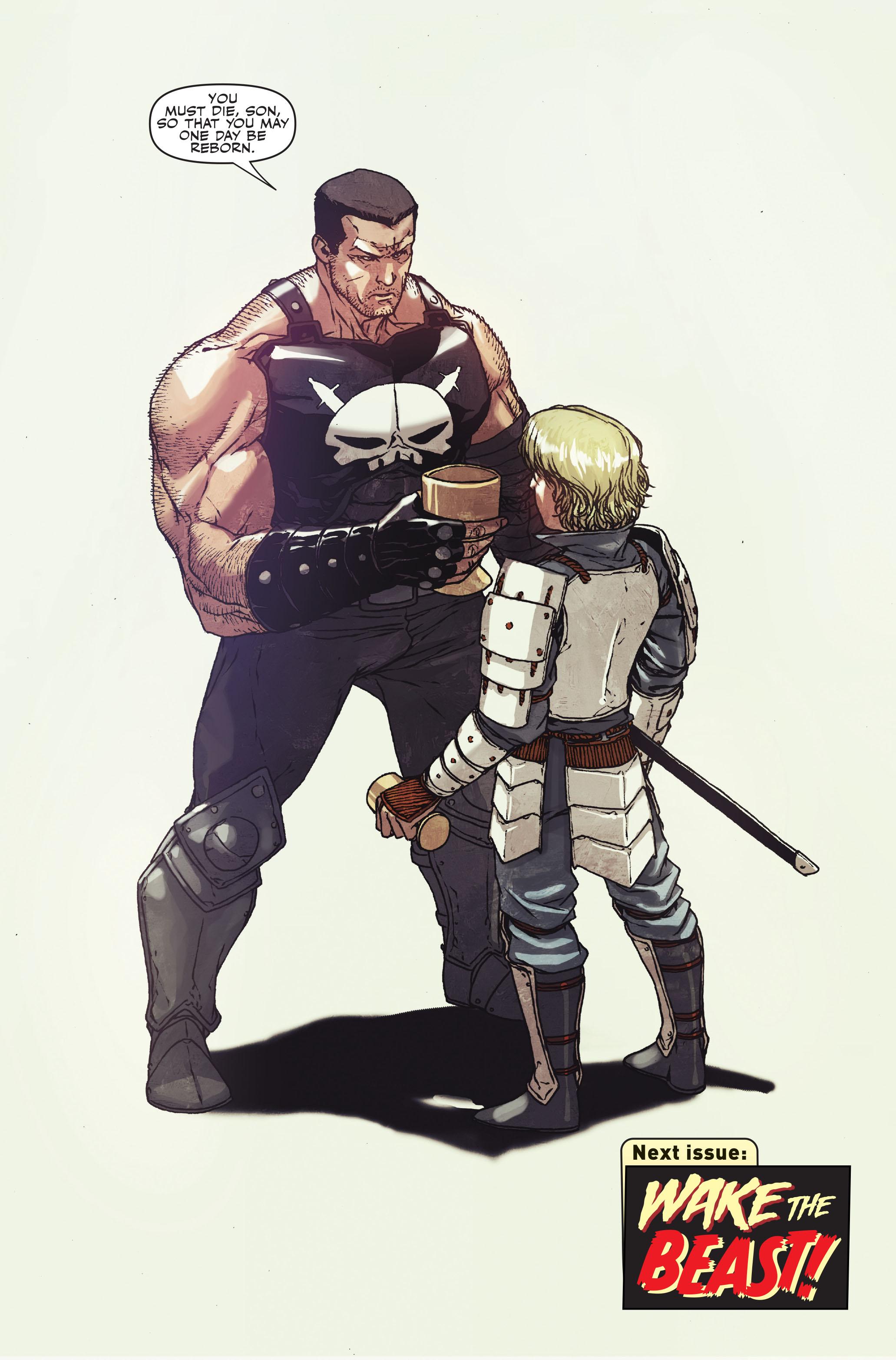 Read online Secret Warriors comic -  Issue #10 - 25