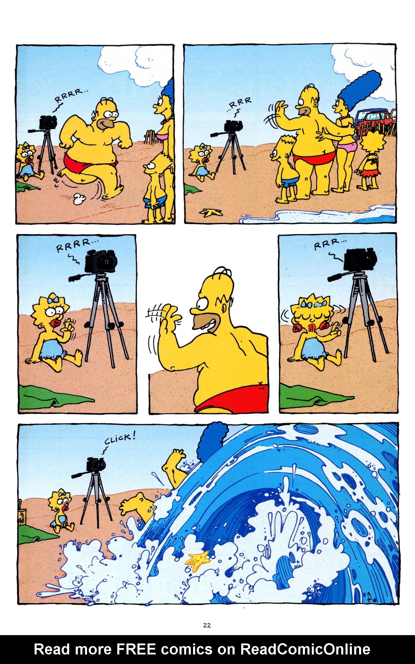 Read online Simpsons Comics Presents Bart Simpson comic -  Issue #63 - 24