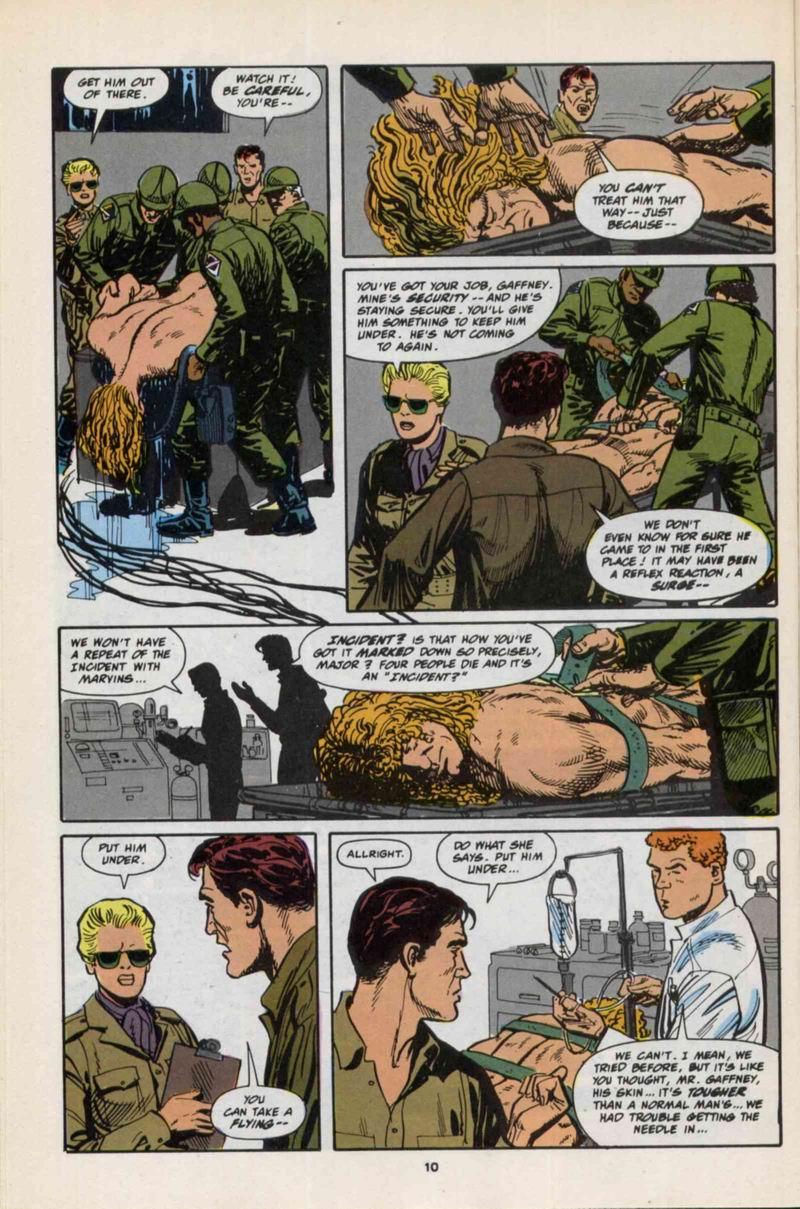 Read online Doctor Zero comic -  Issue #7 - 12