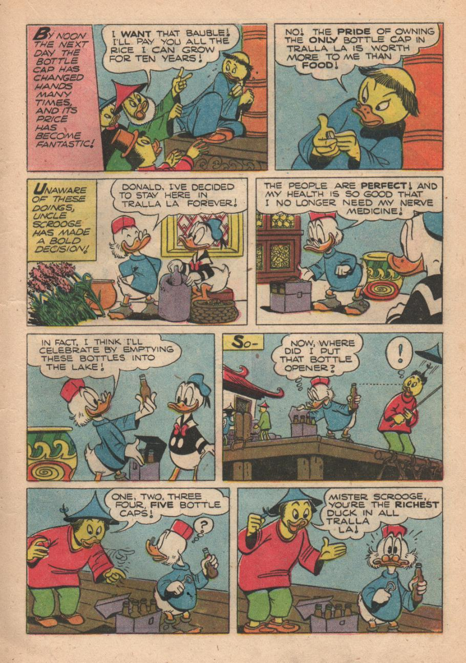 Read online Uncle Scrooge (1953) comic -  Issue #6 - 17