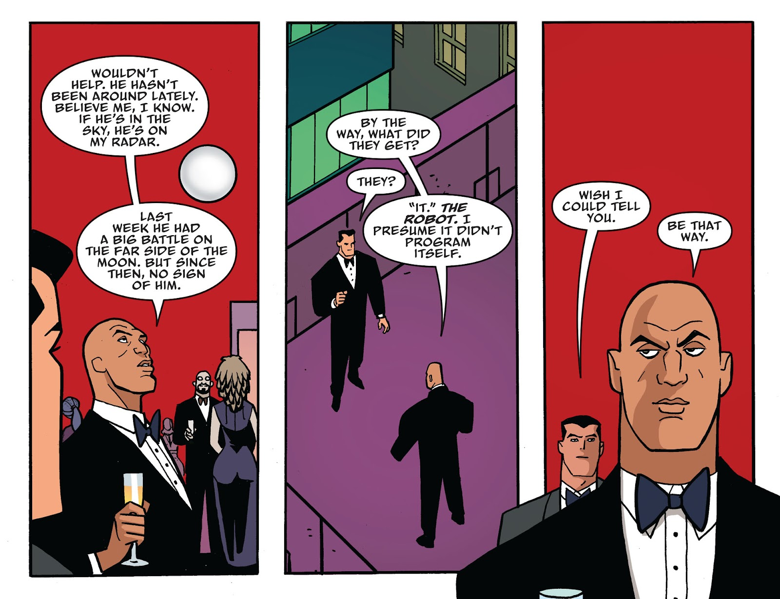 Batman: The Adventures Continue issue 1 - Page 19