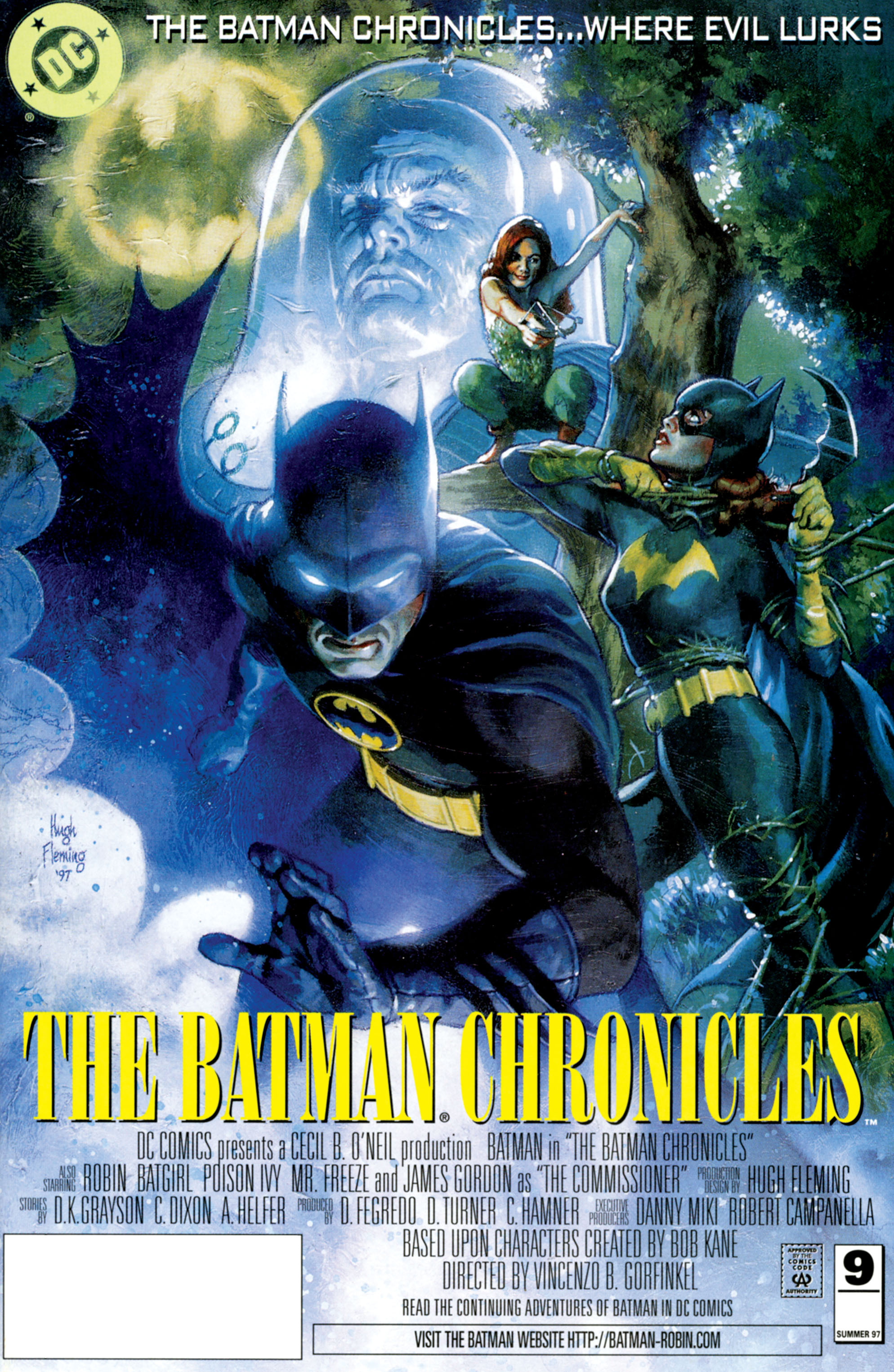 The Batman Chronicles (1995) 9 Page 1