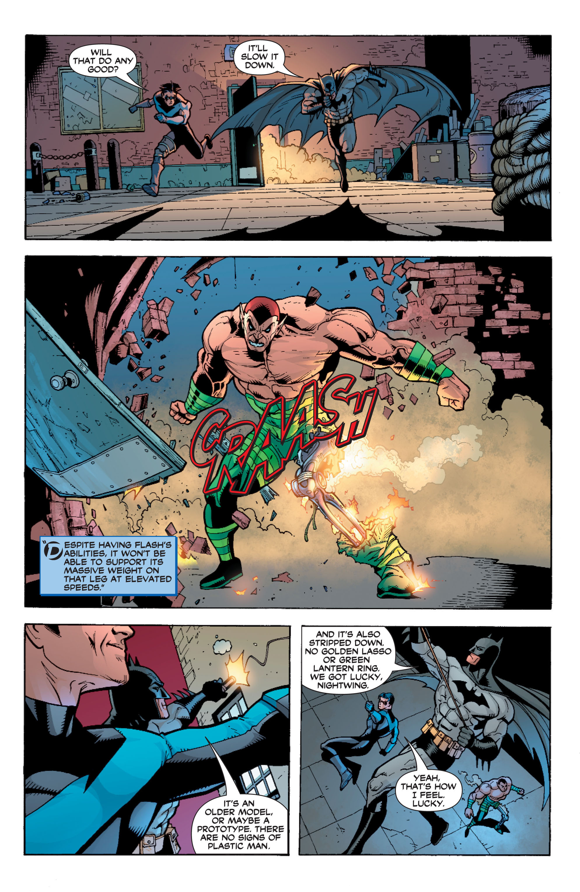 Read online Batman: Under The Red Hood comic -  Issue # Full - 63