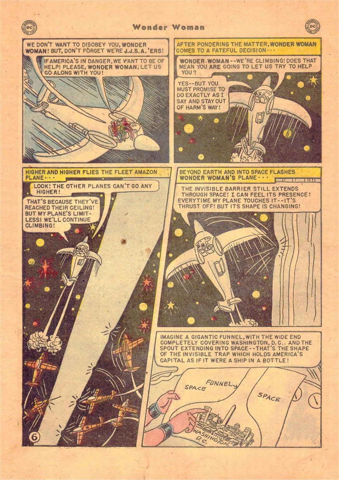 Read online Wonder Woman (1942) comic -  Issue #47 - 41
