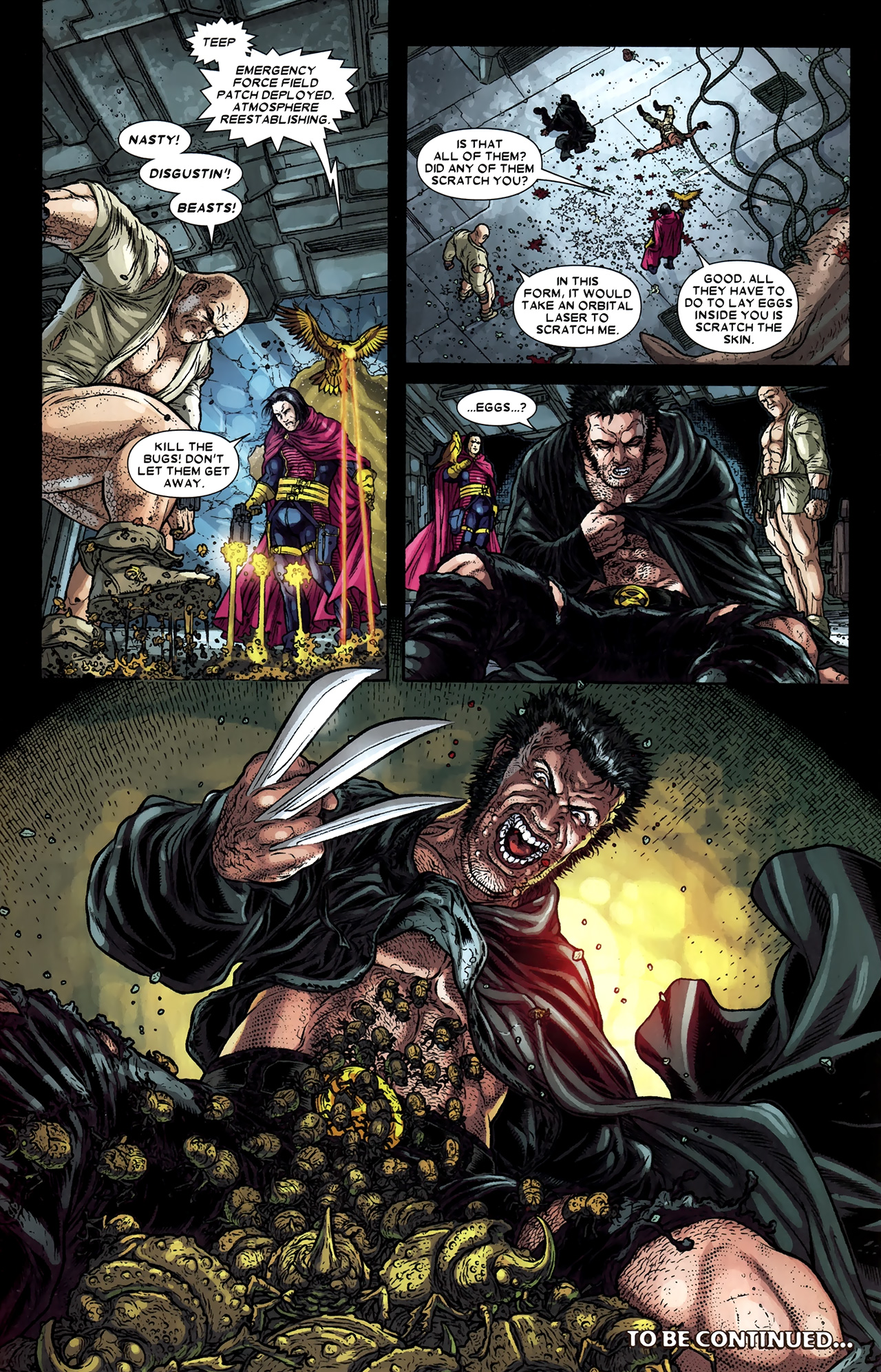 Read online Wolverine: The Best There Is comic -  Issue #9 - 24