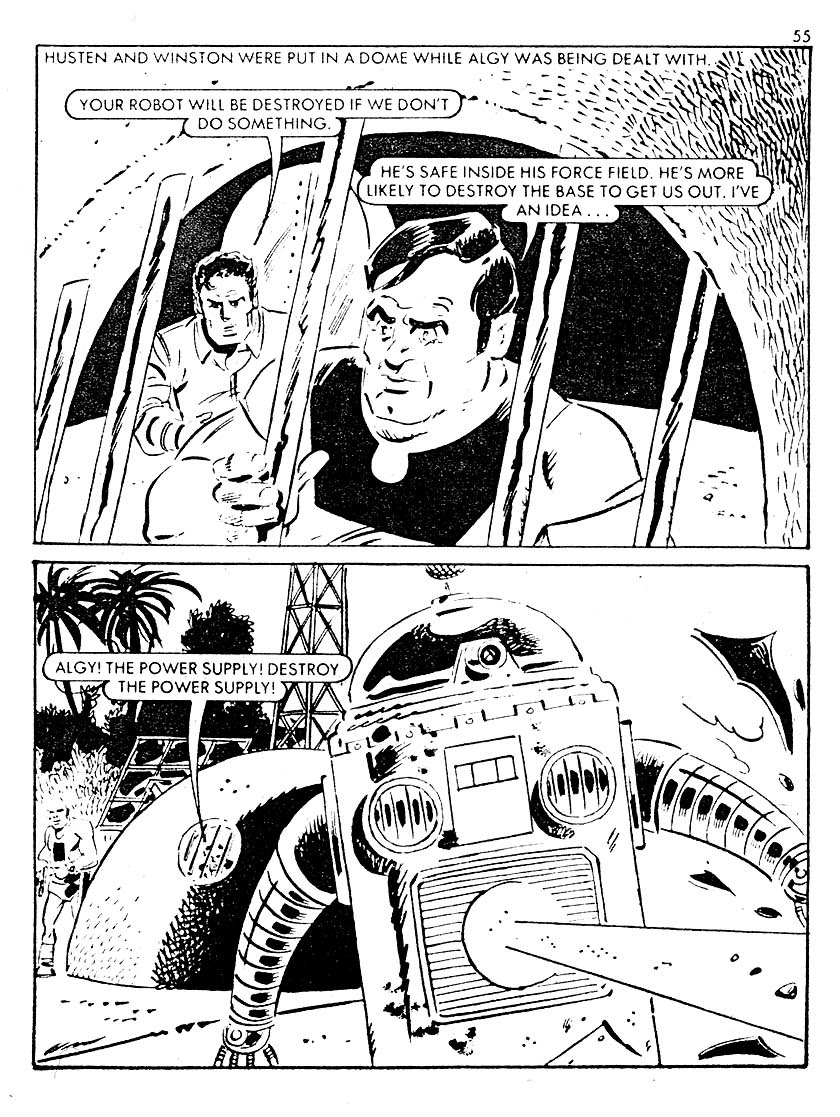 Starblazer issue 30 - Page 55