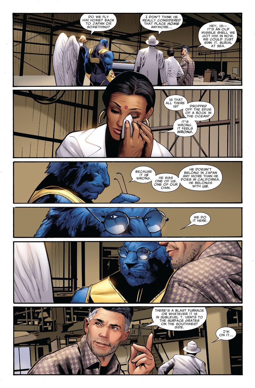Uncanny X-Men (1963) issue 515 - Page 18