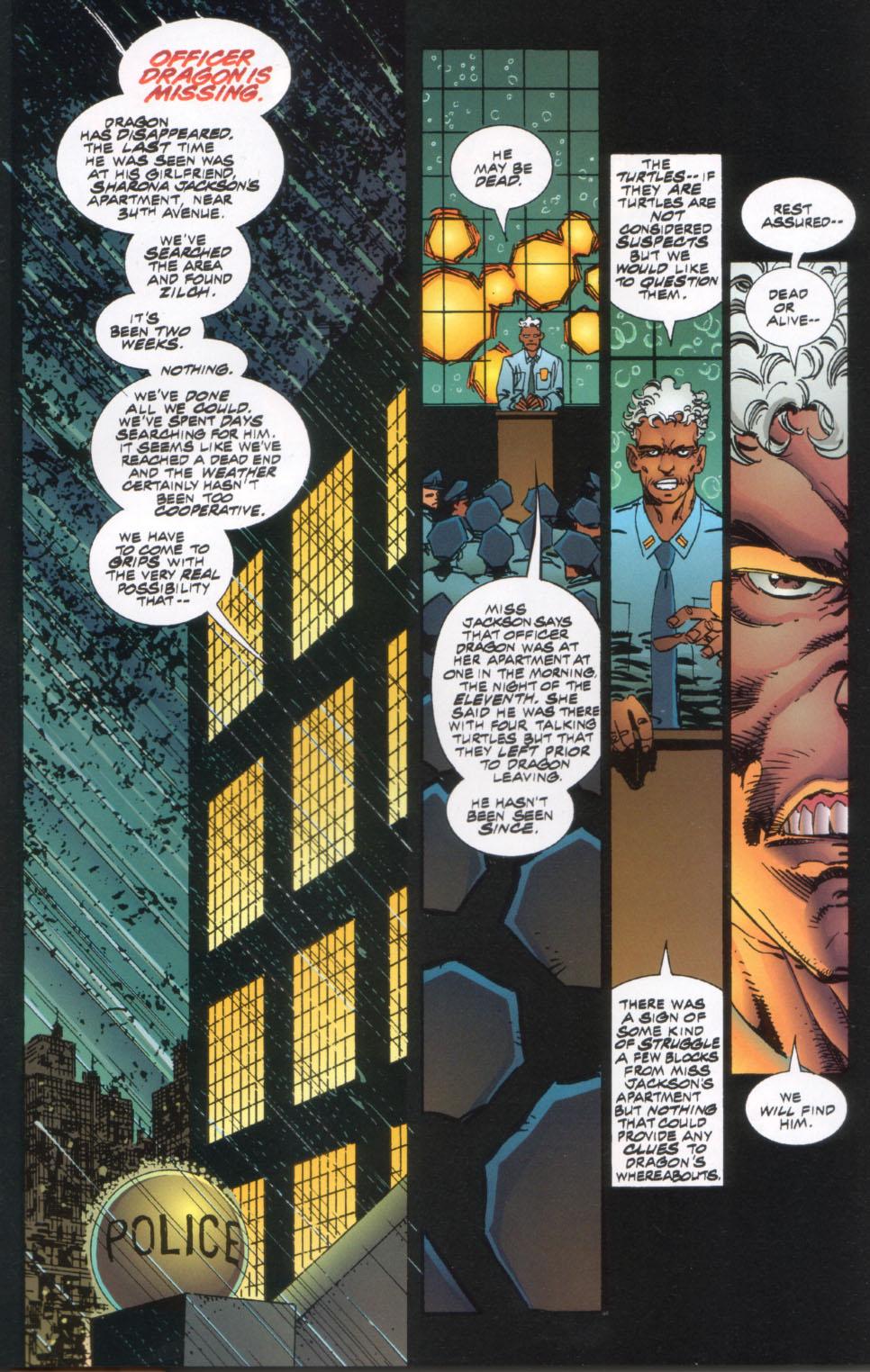 The Savage Dragon (1993) Issue #23 #26 - English 6