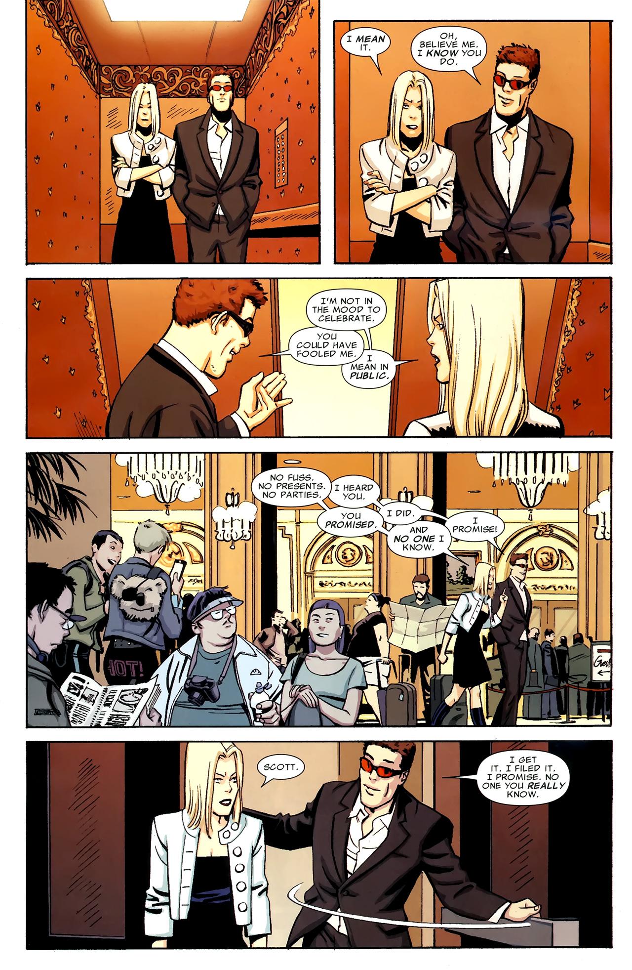 Read online Heralds comic -  Issue #1 - 8