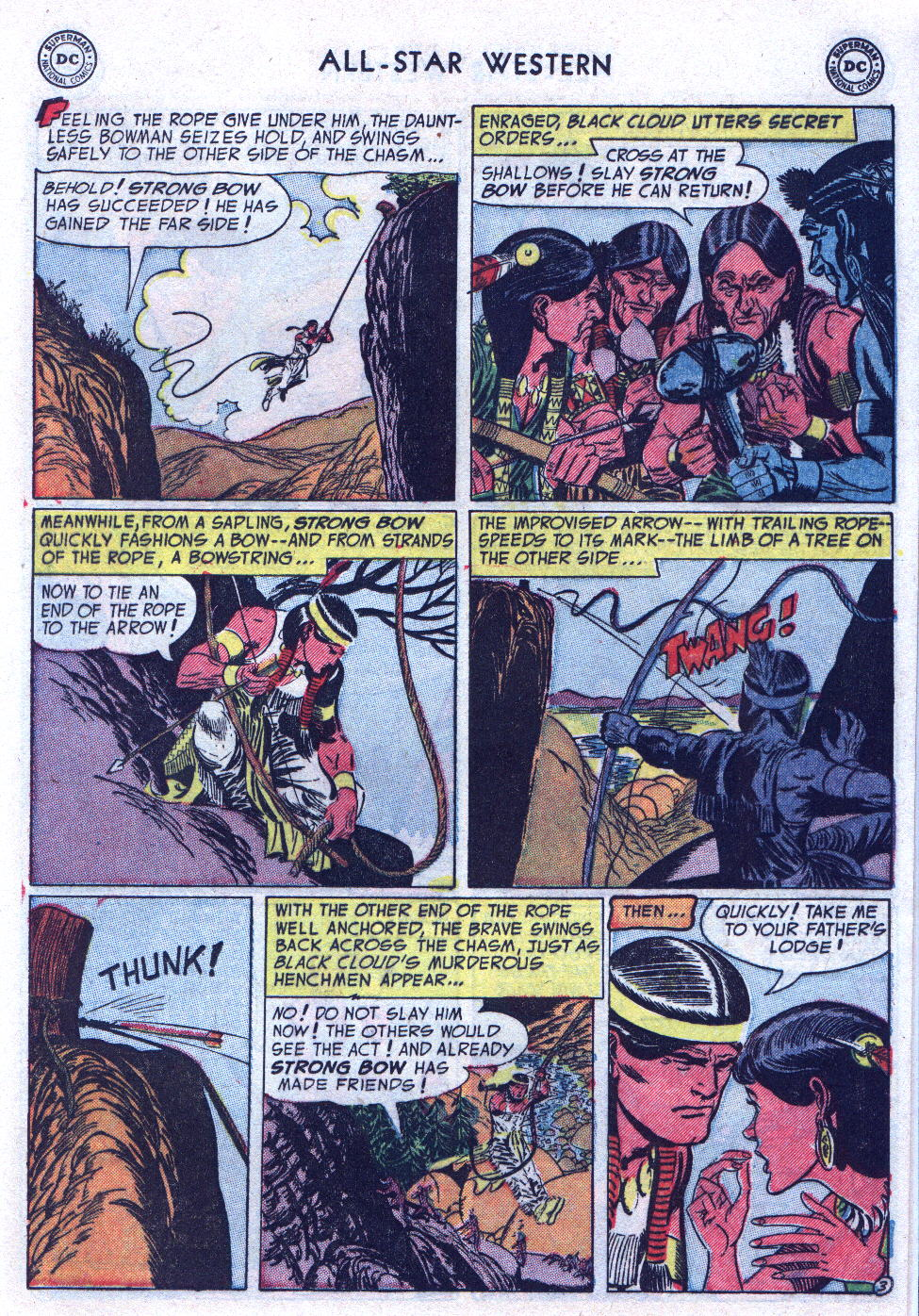 Read online All-Star Western (1951) comic -  Issue #74 - 13