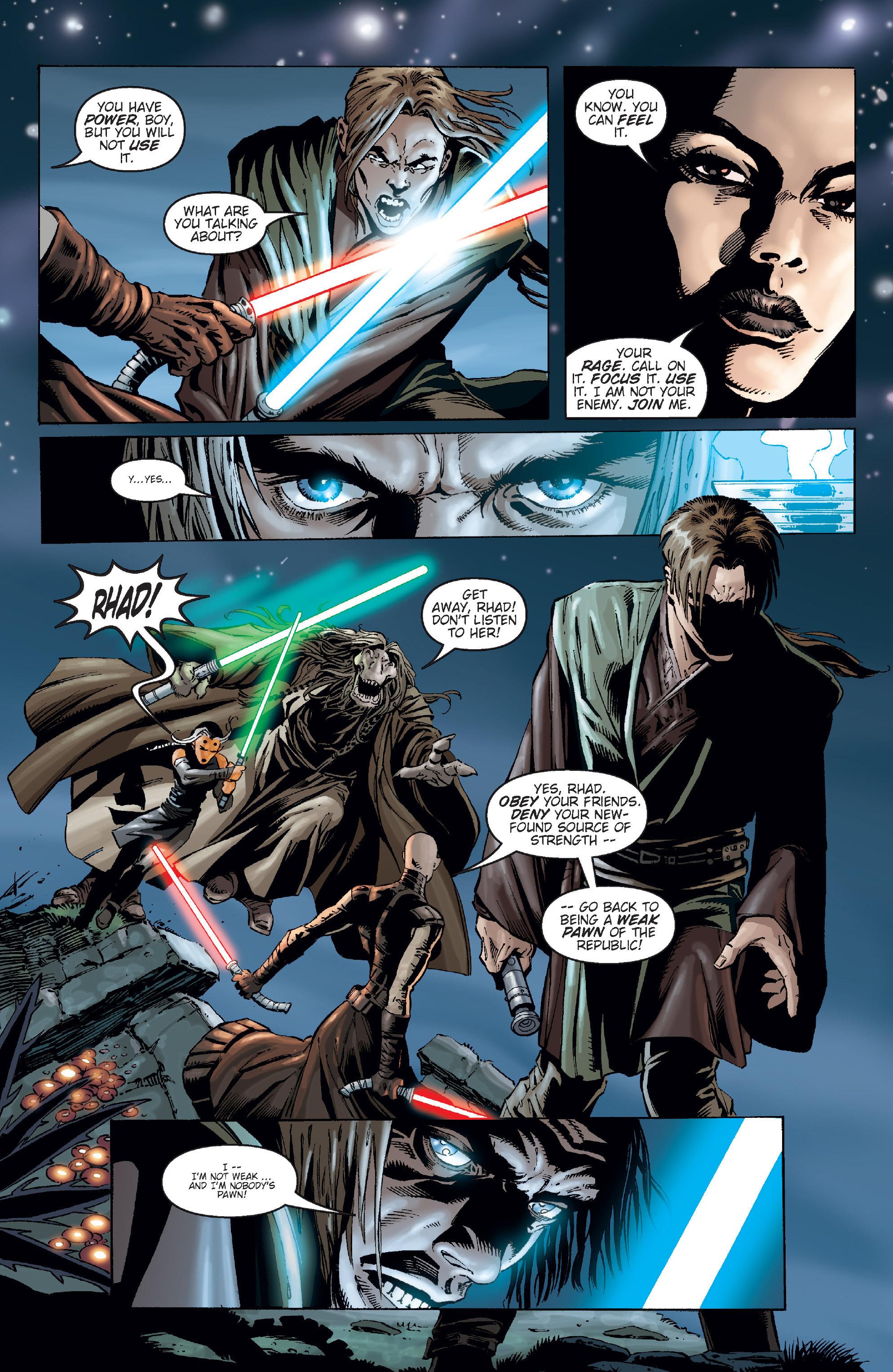 Read online Star Wars Omnibus comic -  Issue # Vol. 24 - 109