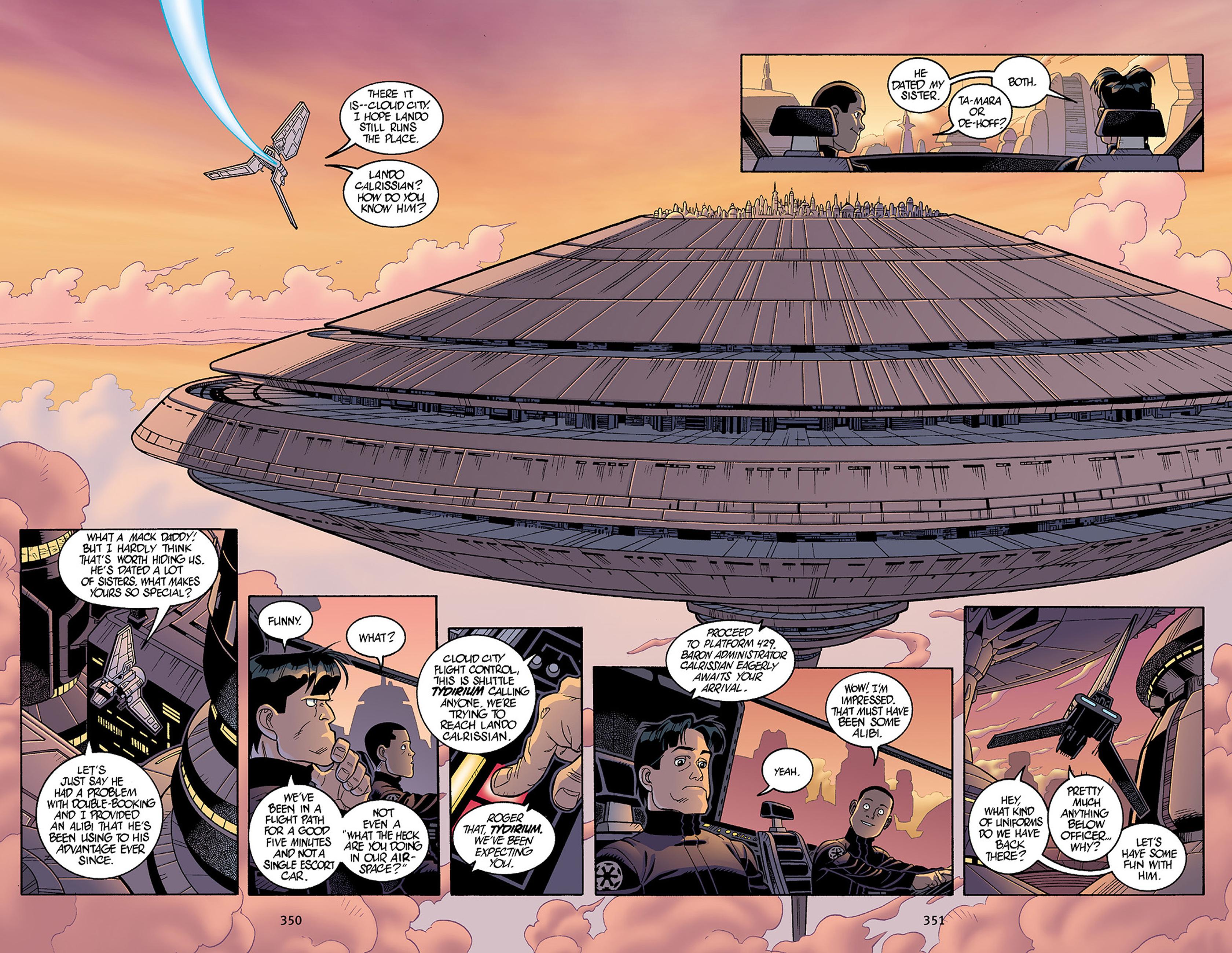 Read online Star Wars Omnibus comic -  Issue # Vol. 30 - 344