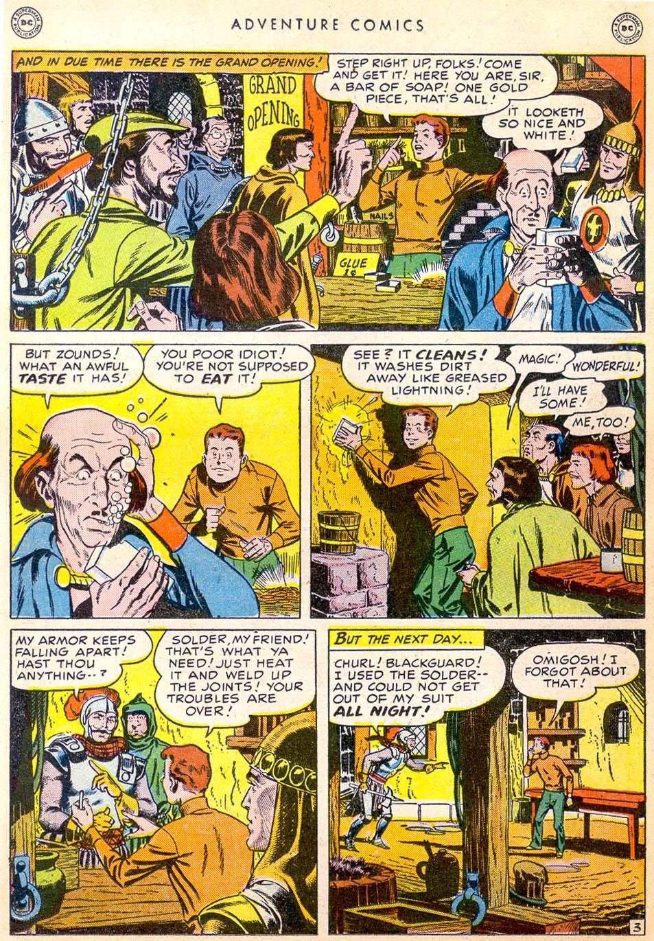 Read online Adventure Comics (1938) comic -  Issue #144 - 23