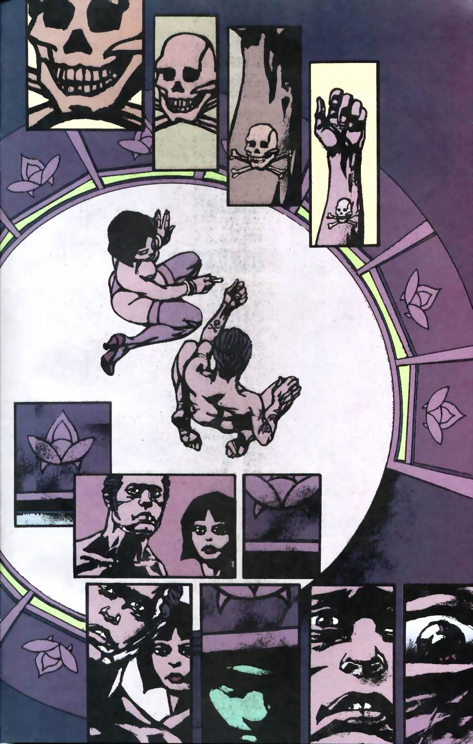 Read online Flinch comic -  Issue #16 - 22