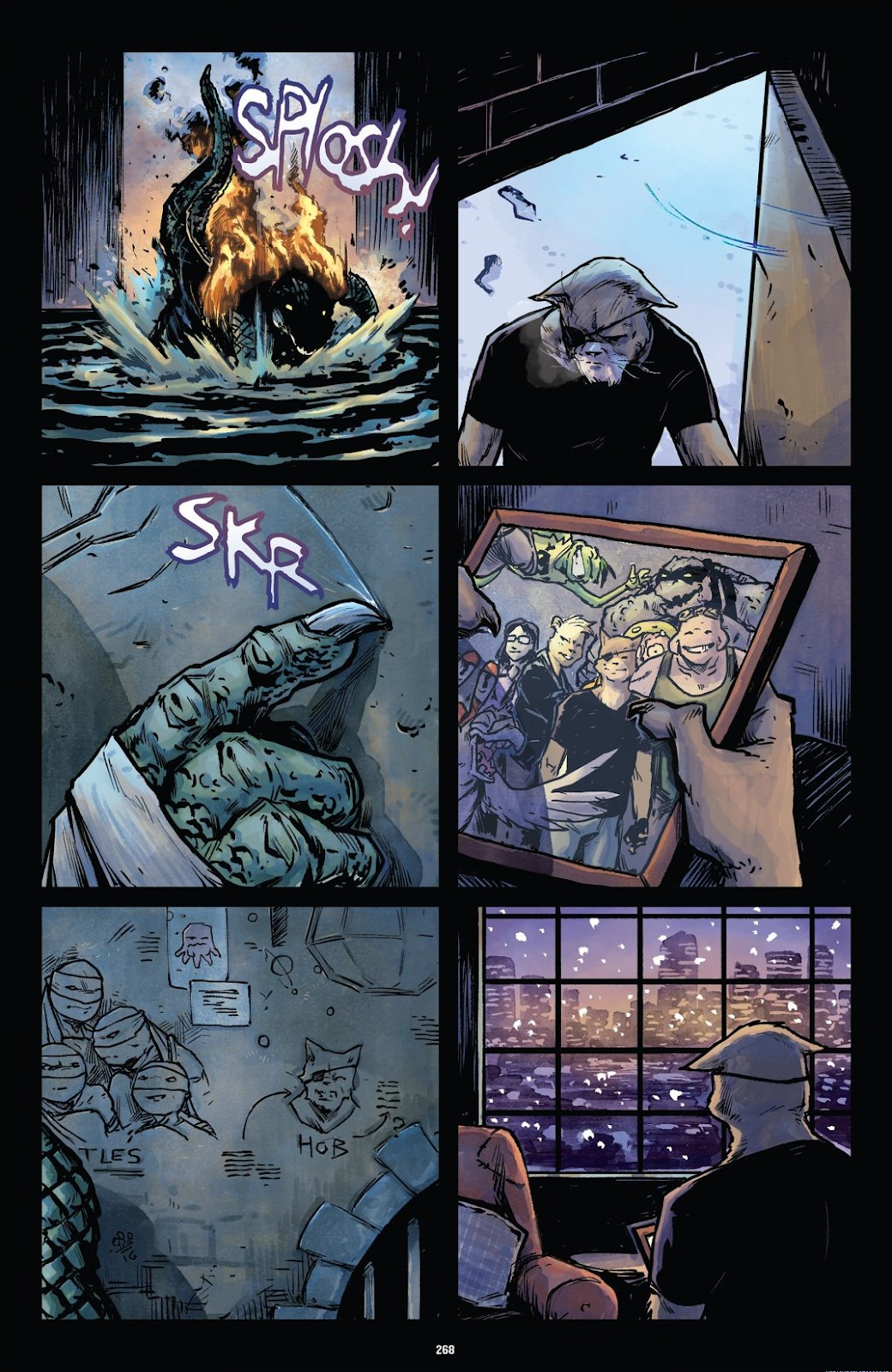 Read online Teenage Mutant Ninja Turtles: The IDW Collection comic -  Issue # TPB 8 (Part 3) - 66