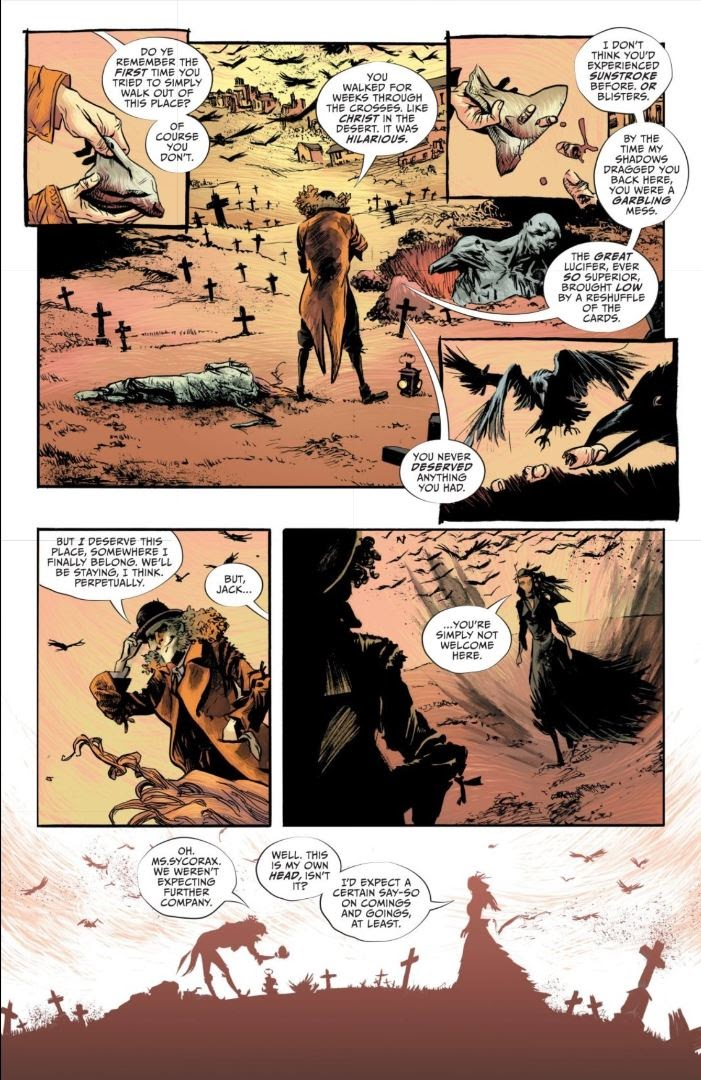 Read online Lucifer (2018) comic -  Issue #5 - 15