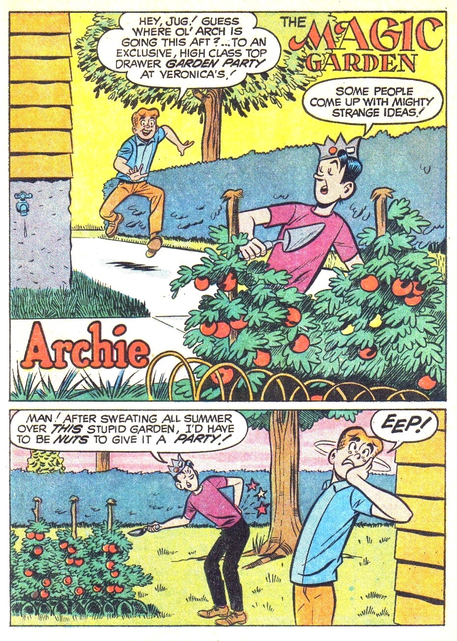 Read online Archie (1960) comic -  Issue #196 - 27