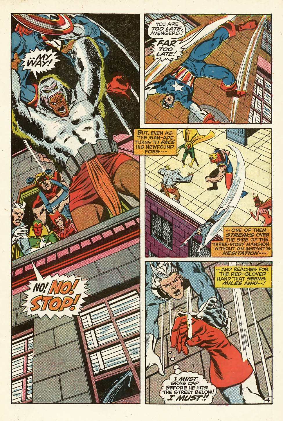 The Avengers (1963) 78 Page 4