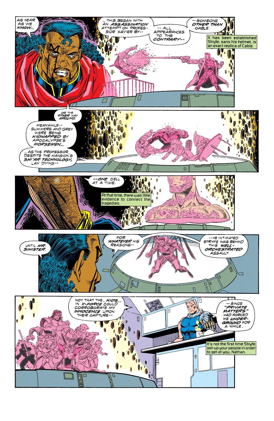 Uncanny X-Men (1963) issue 296 - Page 9