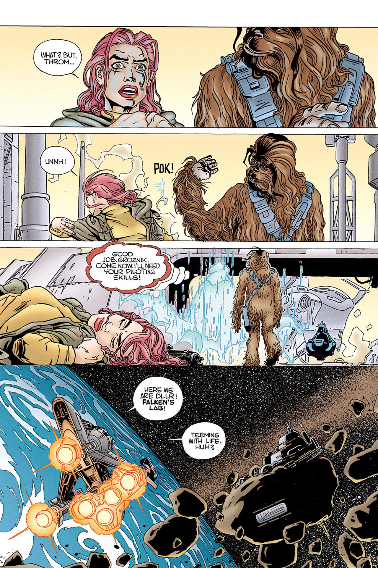 Read online Star Wars Omnibus comic -  Issue # Vol. 1 - 237