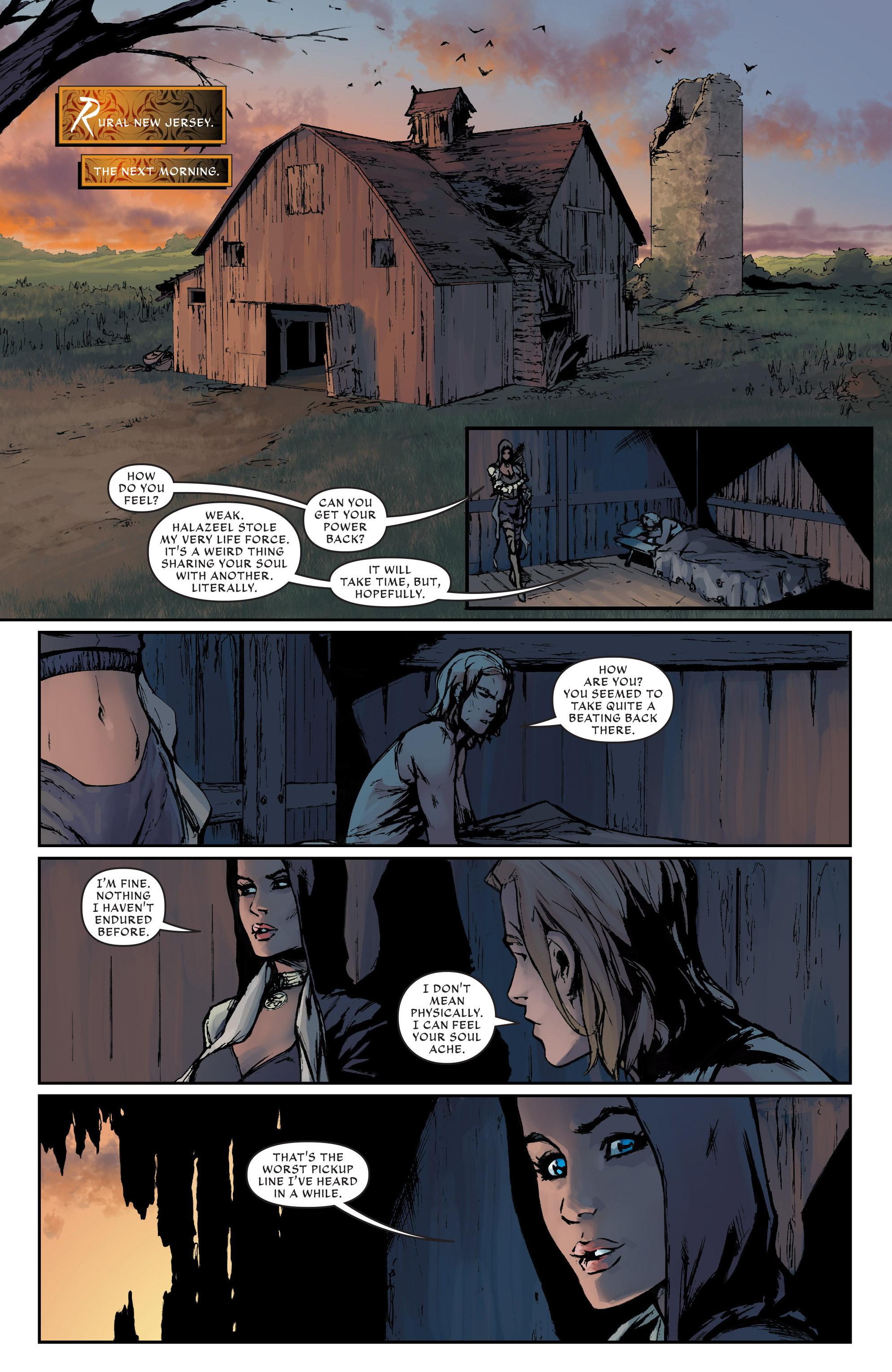 Read online Aspen Universe: Revelations comic -  Issue #4 - 6