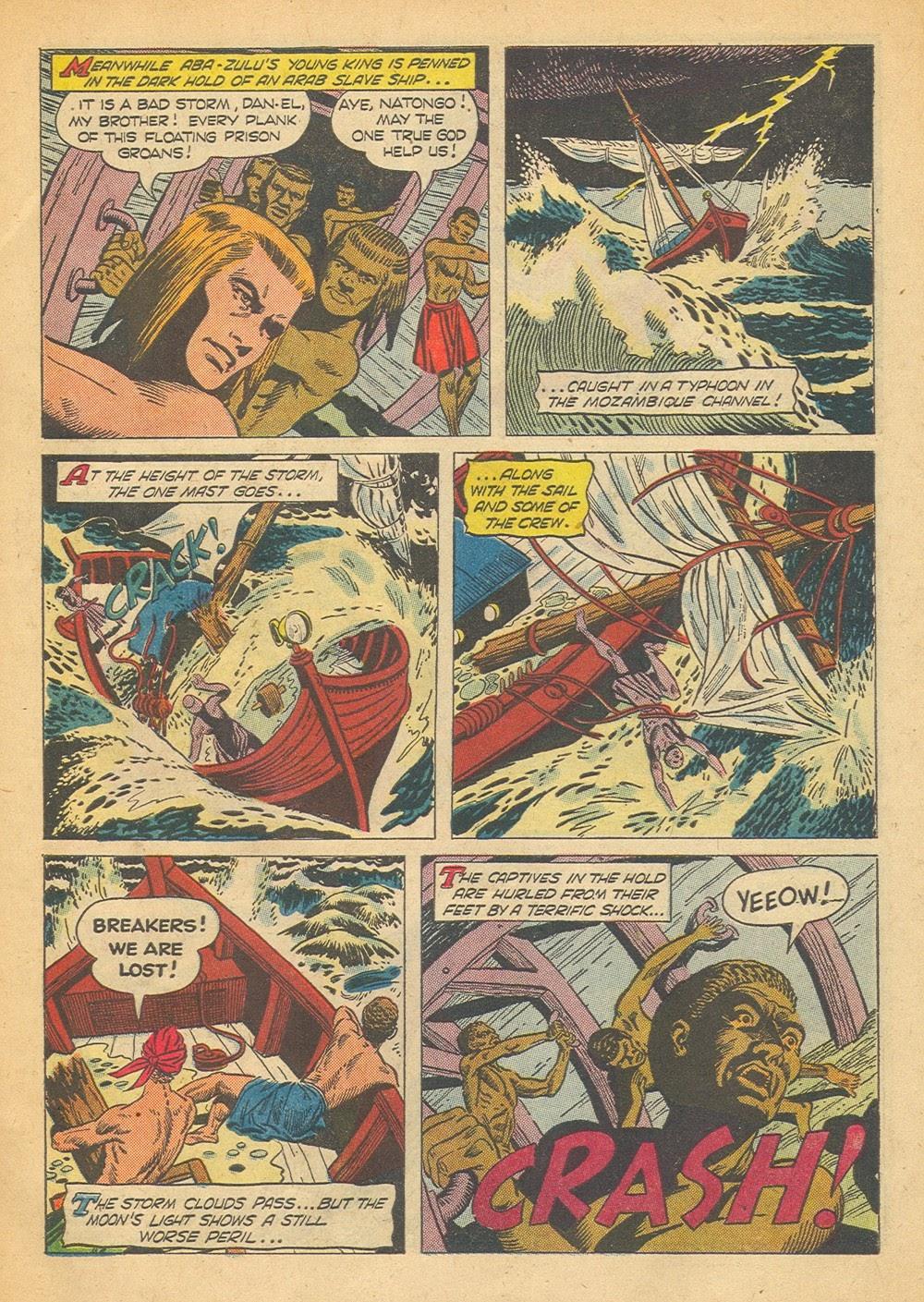 Tarzan (1948) issue 57 - Page 47