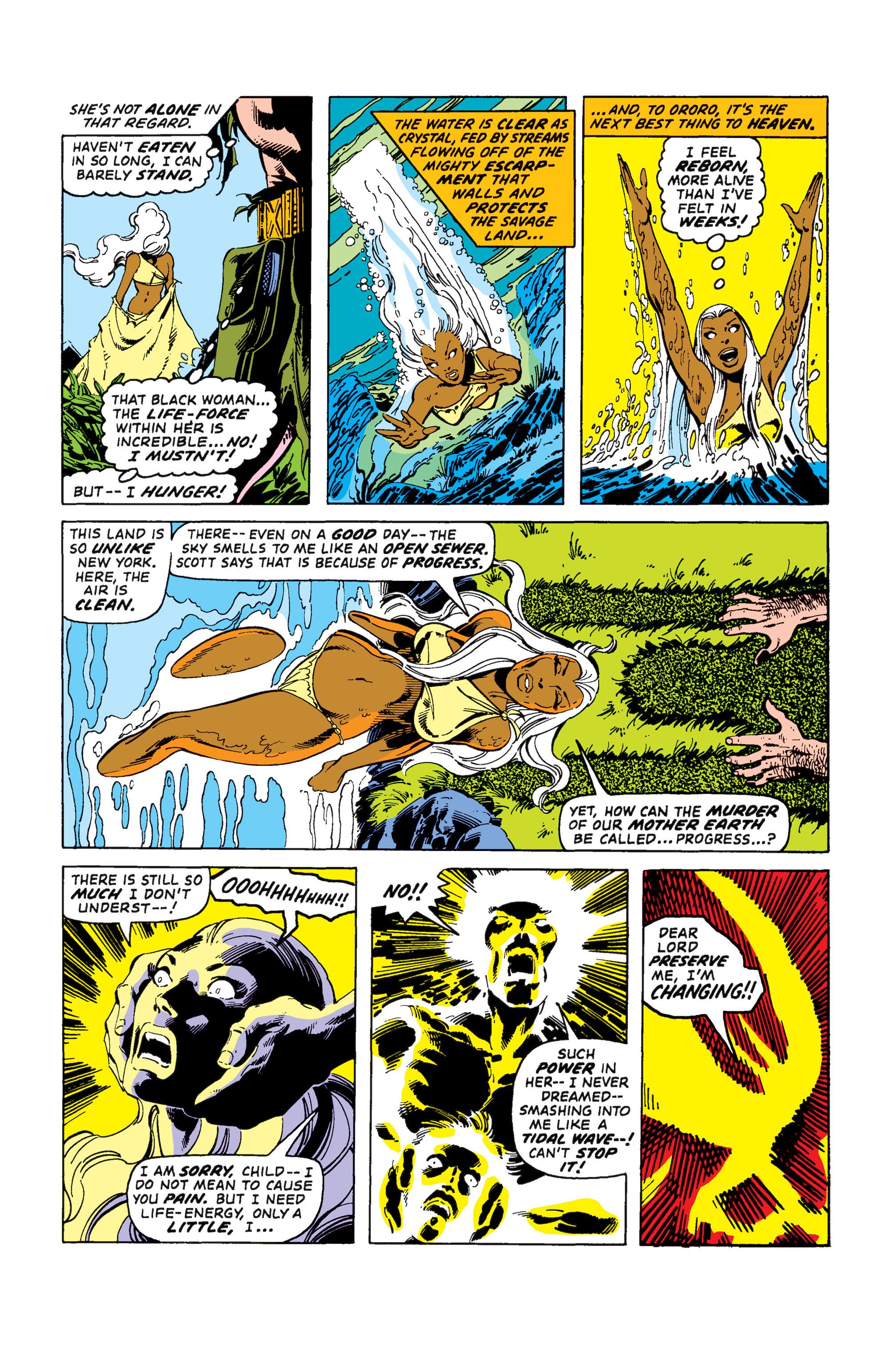 Uncanny X-Men (1963) 114 Page 15