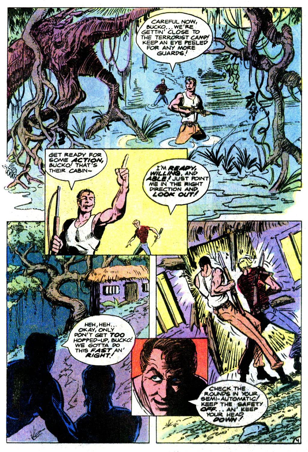 Sgt. Rock issue 360 - Page 17