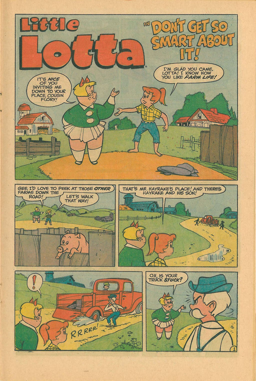 Little Dot (1953) issue 115 - Page 21