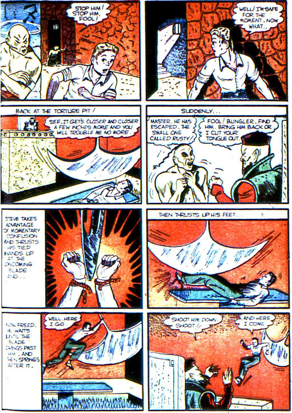 Read online Adventure Comics (1938) comic -  Issue #43 - 57