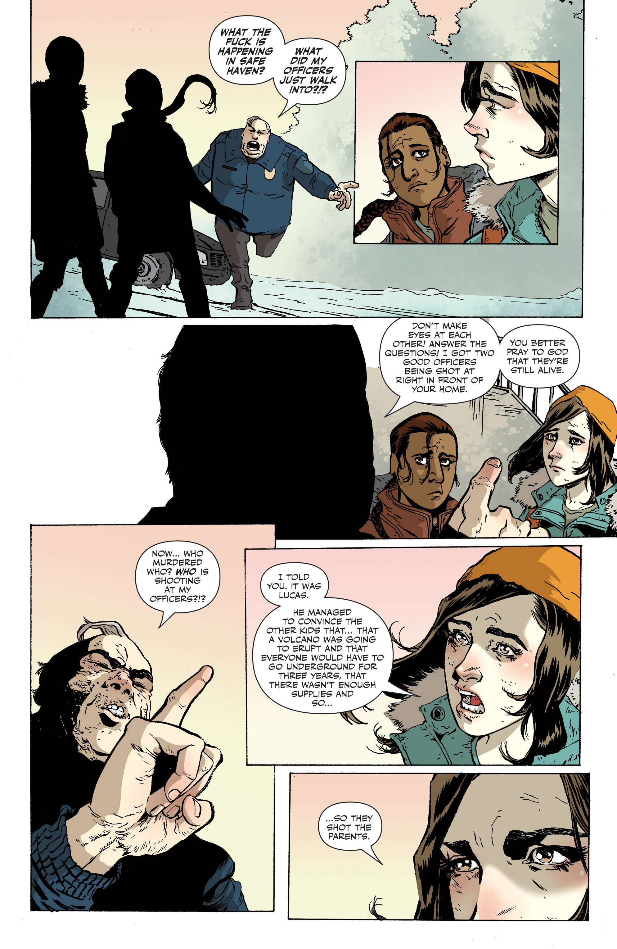 Read online Sheltered comic -  Issue #12 - 18