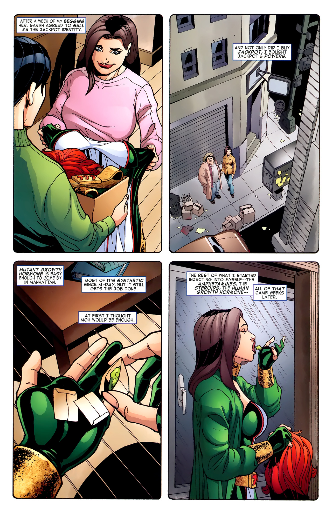 Read online Amazing Spider-Man Family comic -  Issue #6 - 13