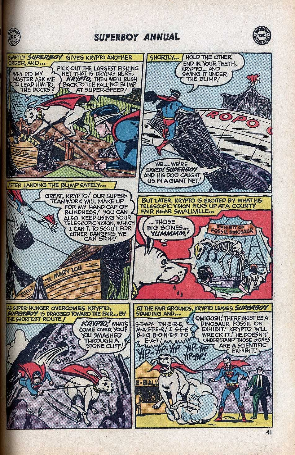 Superboy (1949) issue Annual 1 - Page 43