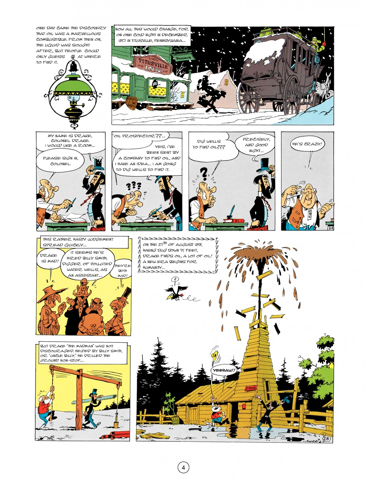 A Lucky Luke Adventure 5 Page 5