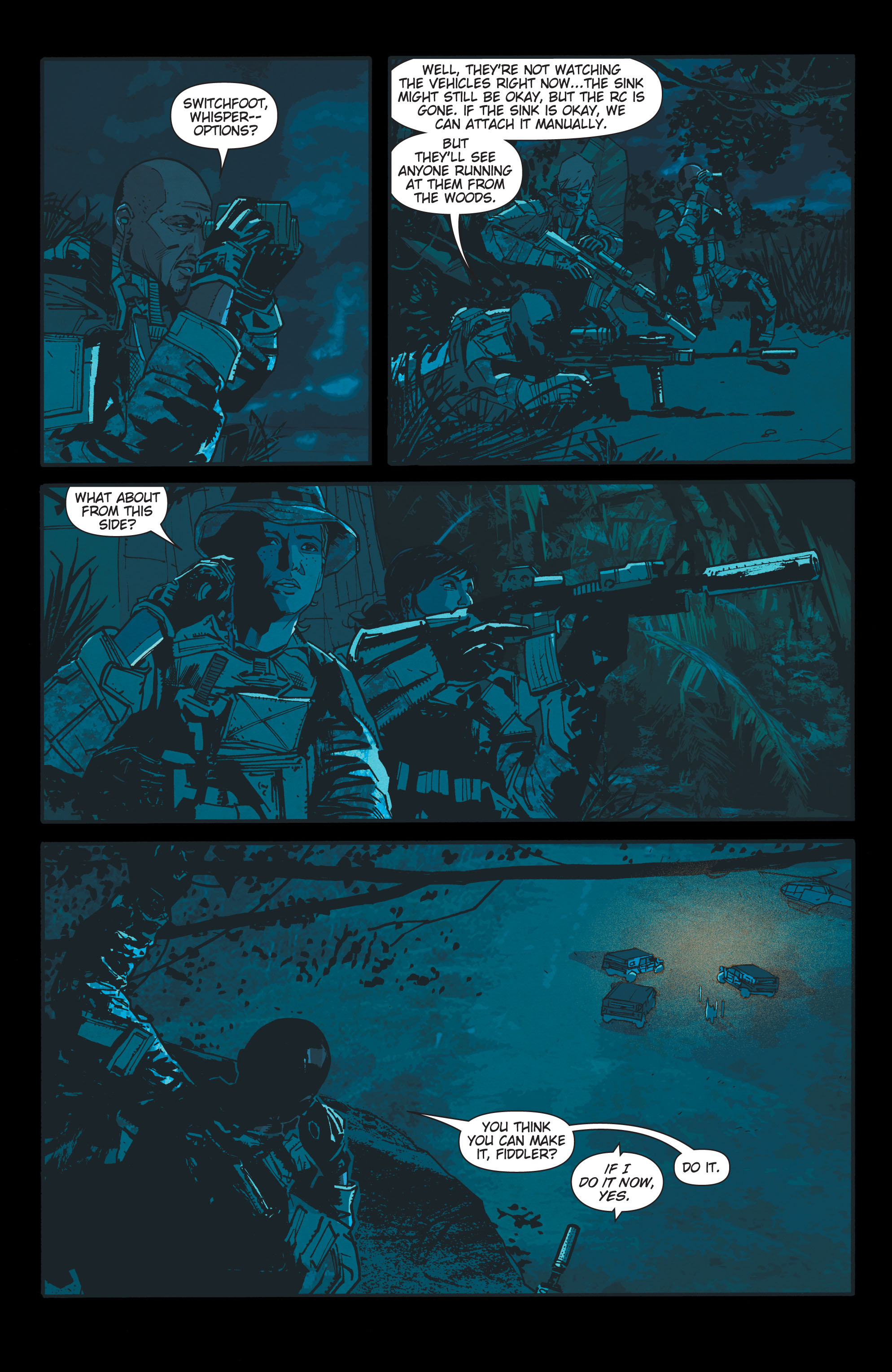 Read online The Activity comic -  Issue #4 - 12