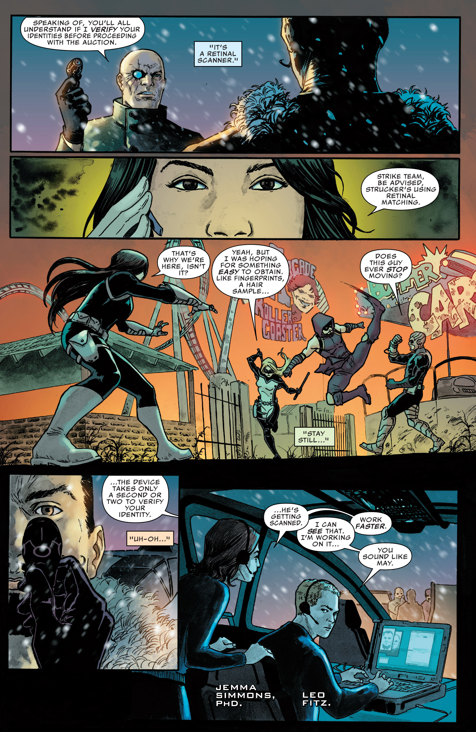 Read online All-New, All-Different Point One comic -  Issue # Full - 25