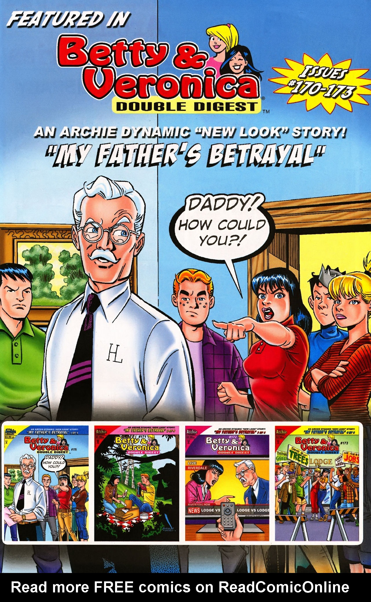 Read online Archie (1960) comic -  Issue #597 - 29