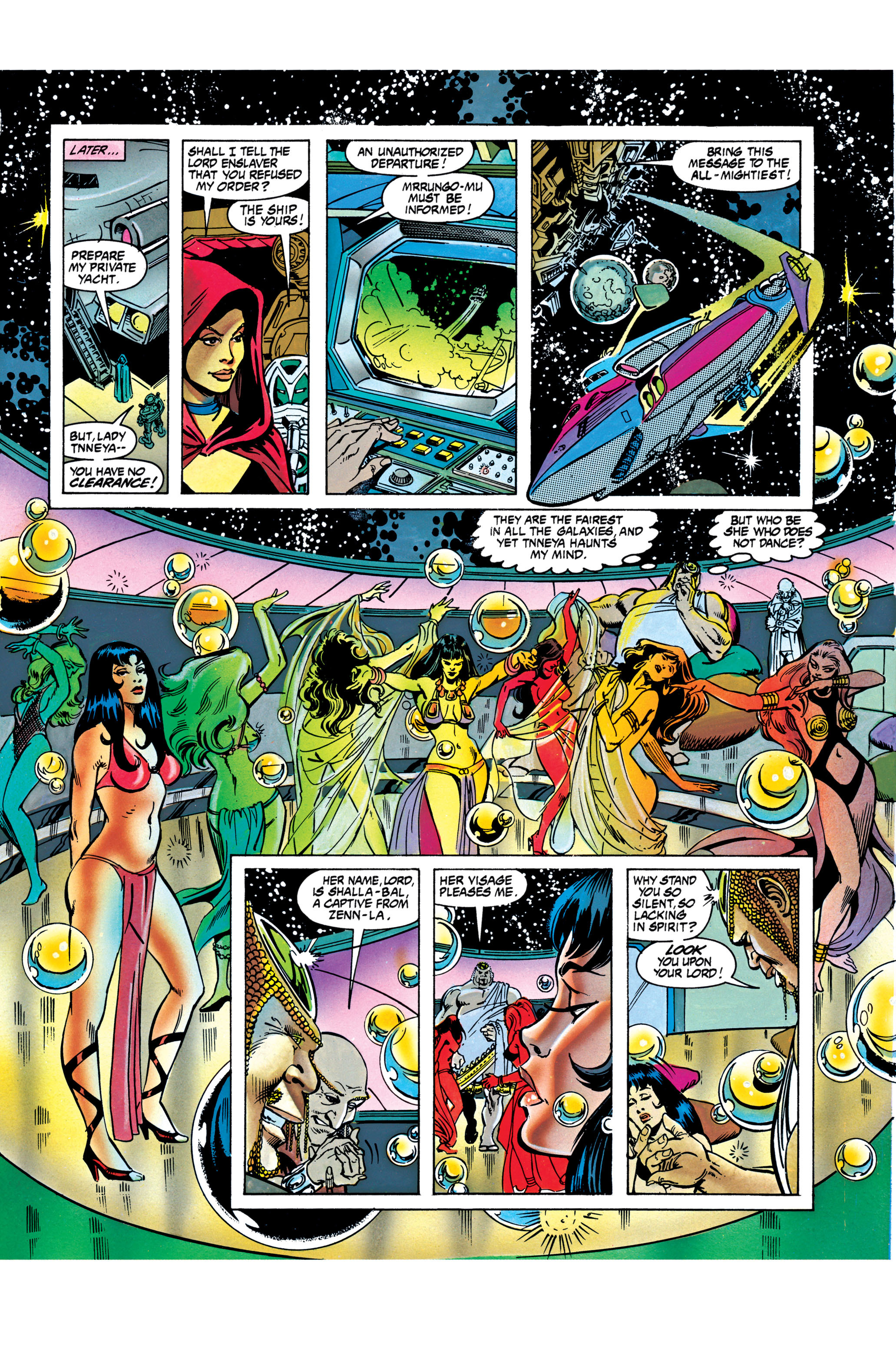Read online Silver Surfer: Parable comic -  Issue # TPB - 90