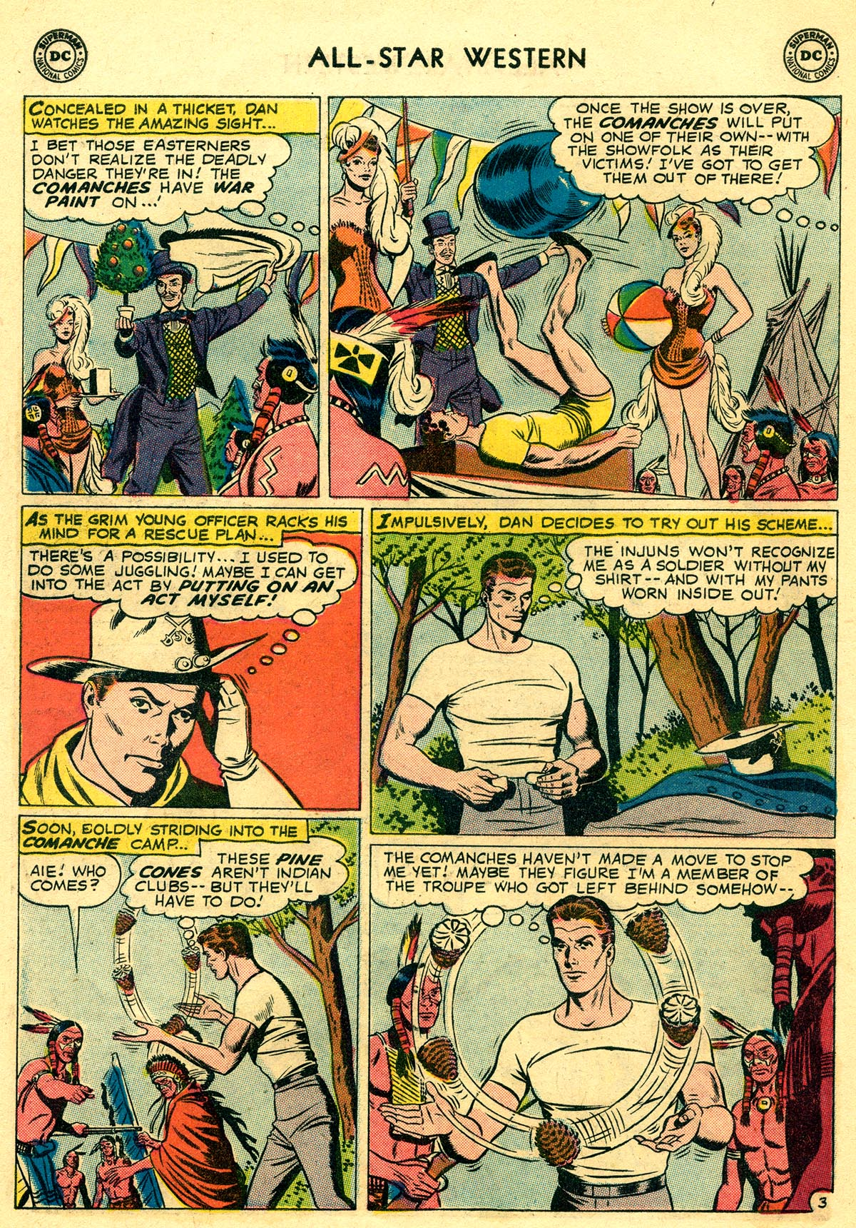 Read online All-Star Western (1951) comic -  Issue #109 - 18