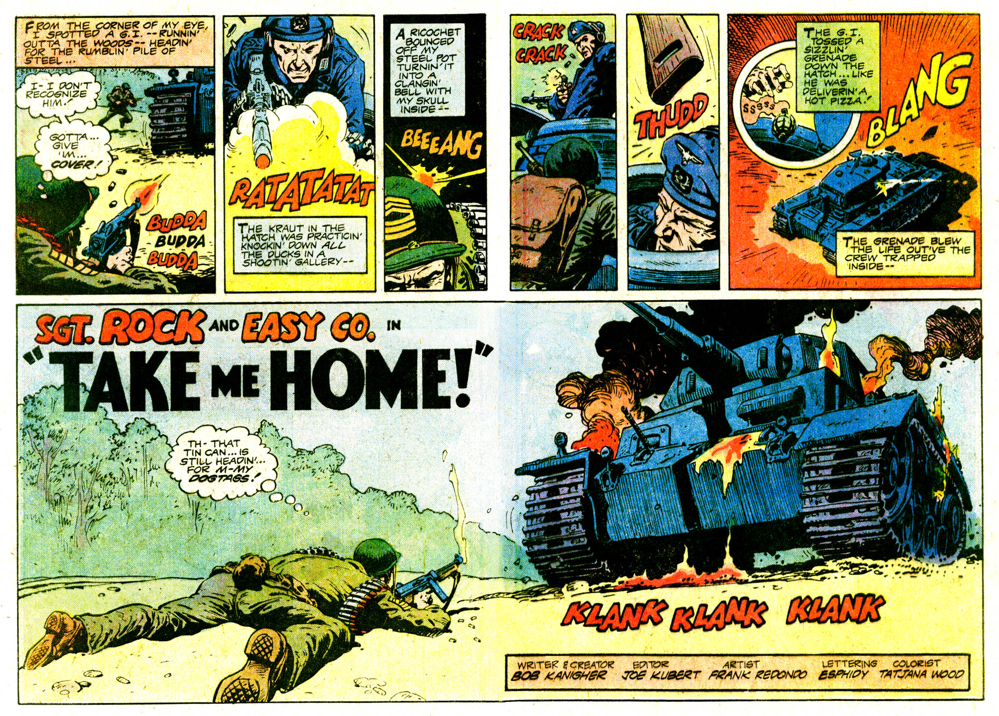 Read online Sgt. Rock comic -  Issue #364 - 4
