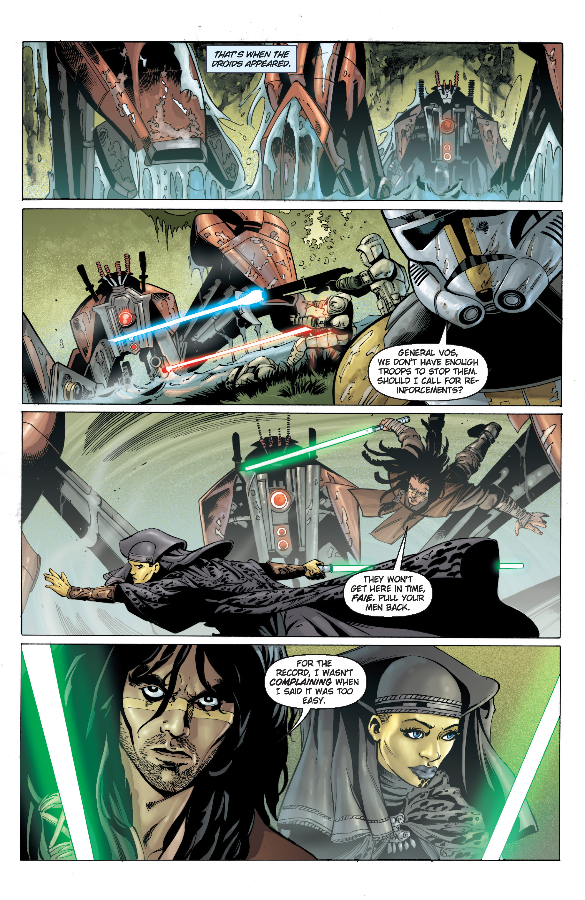 Read online Star Wars Omnibus comic -  Issue # Vol. 26 - 364