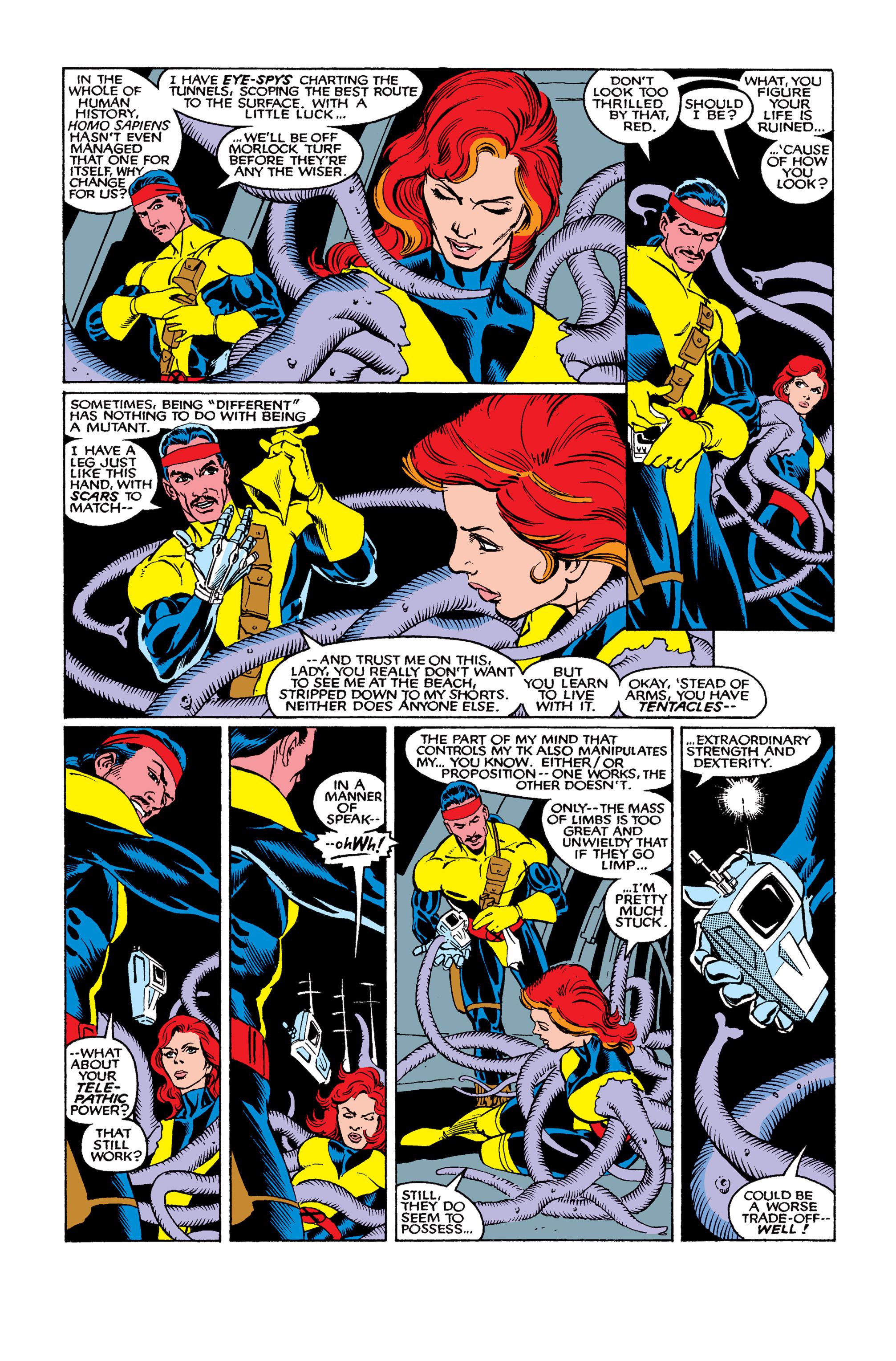 Read online Uncanny X-Men (1963) comic -  Issue #263 - 6