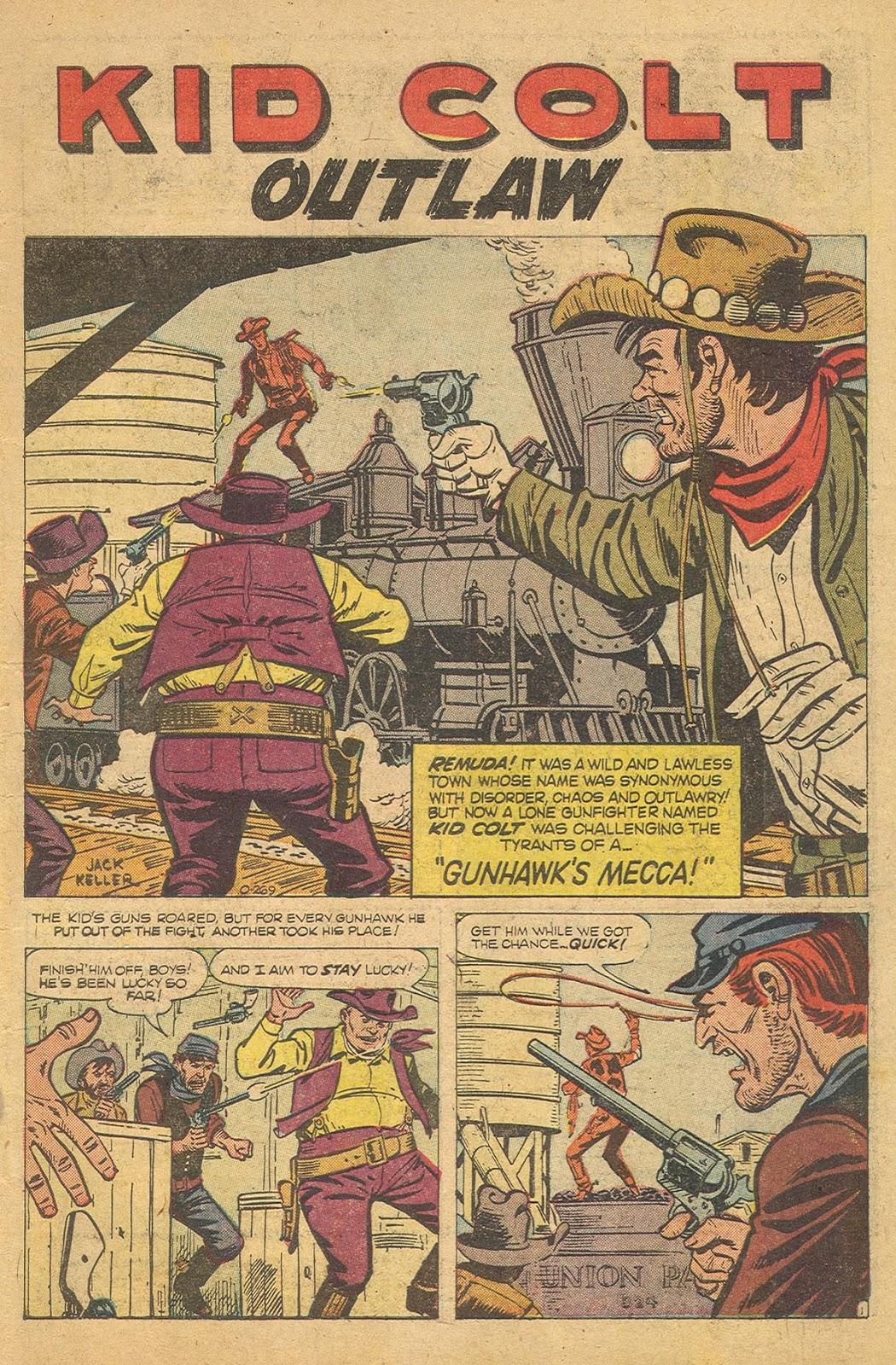 Gunsmoke Western issue 44 - Page 3