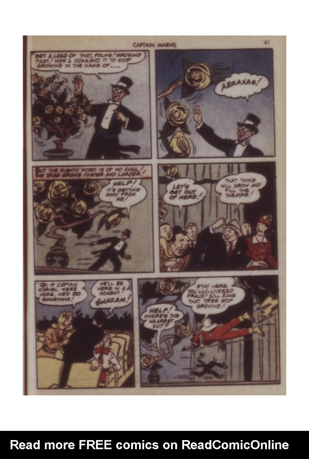 Captain Marvel Adventures issue 12 - Page 61