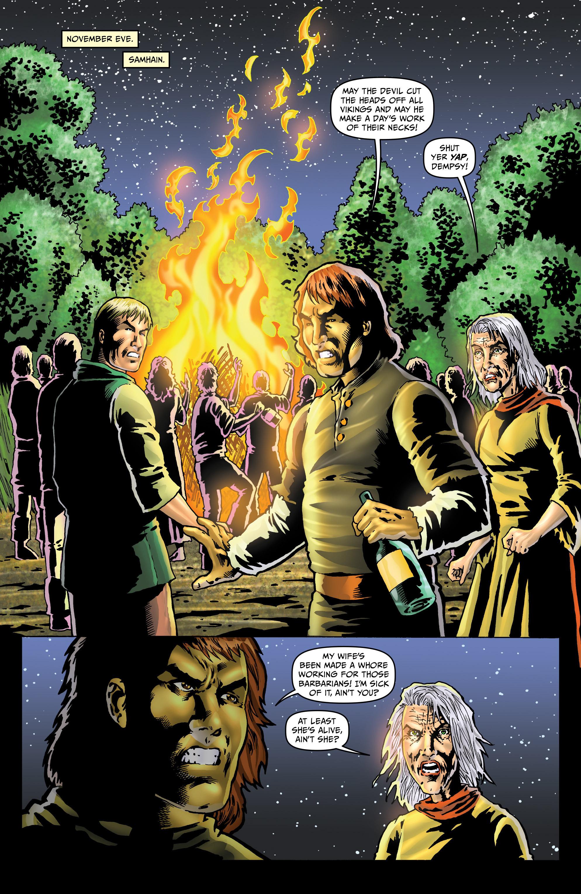 Read online Belladonna: Origins comic -  Issue #4 - 3
