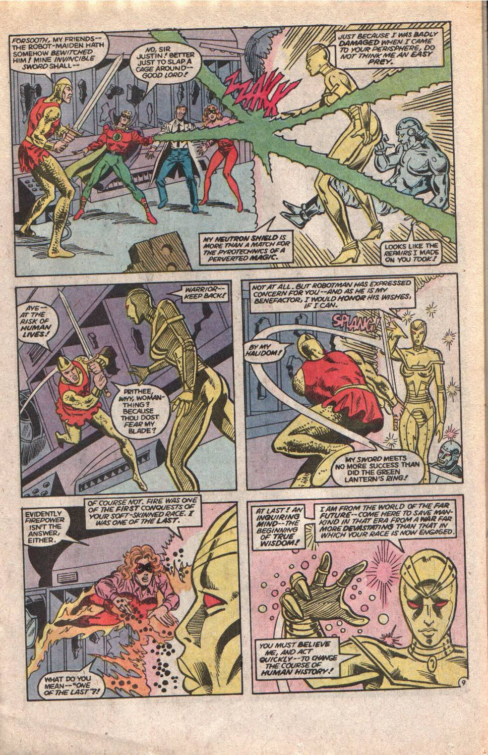 Read online All-Star Squadron comic -  Issue #60 - 15