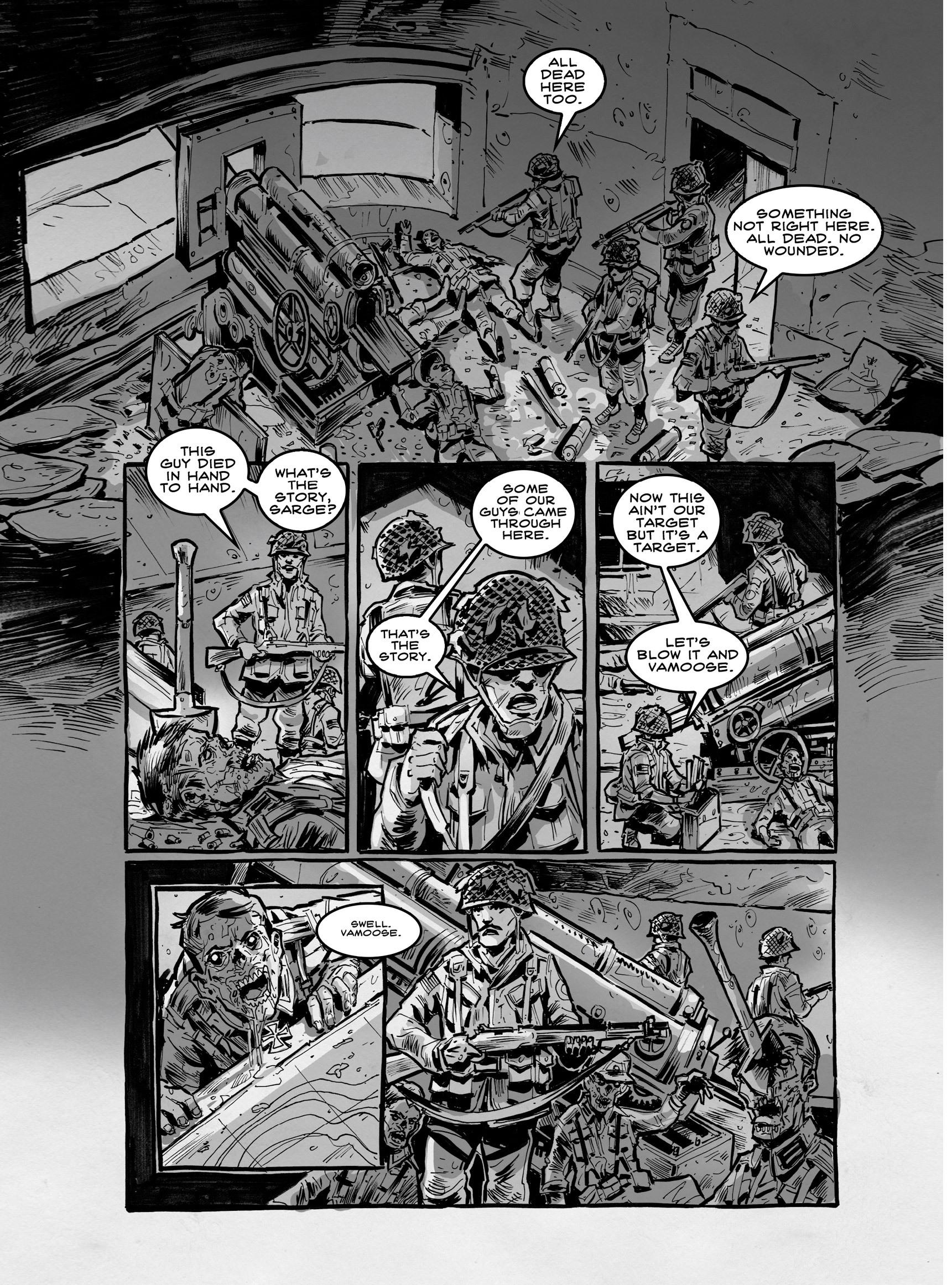 Read online FUBAR comic -  Issue #3 - 286