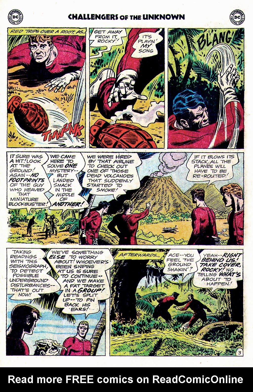 Challengers of the Unknown (1958) issue 38 - Page 23