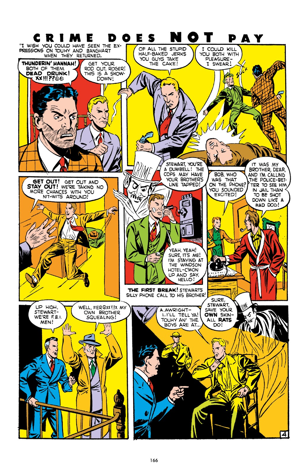 Read online Crime Does Not Pay Archives comic -  Issue # TPB 2 (Part 2) - 66