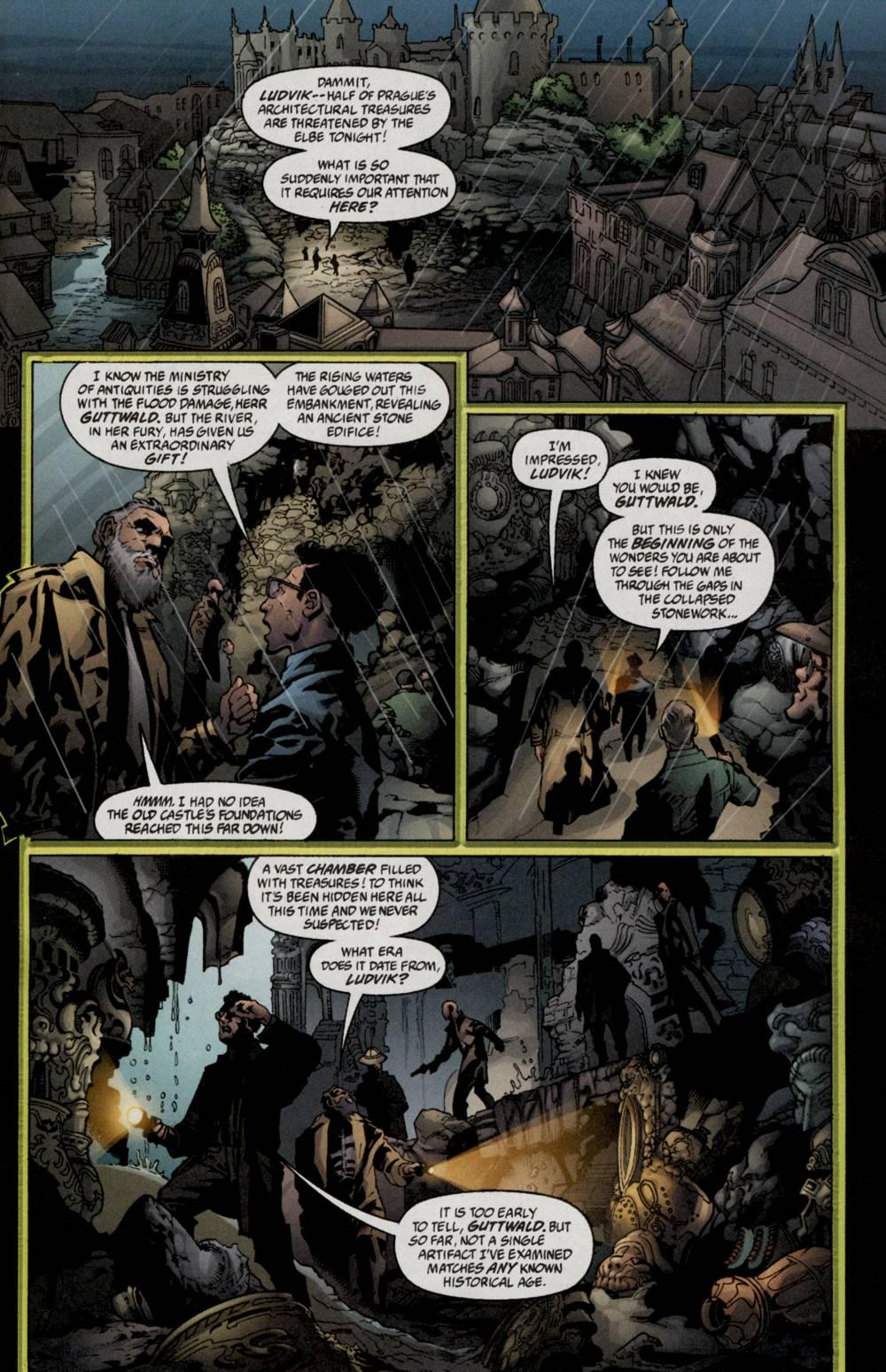 Read online Aquaman (2003) comic -  Issue #5 - 2